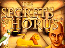 Играйте в казино Вулкан и получайте выплаты слота Secrets Of Horus